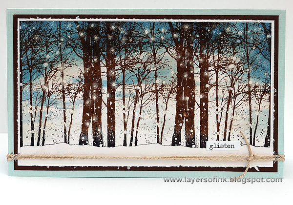 Glossy-Winter-Forest---Layers-of-ink