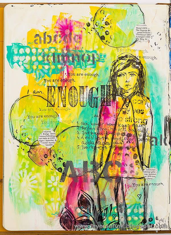 enough_art_journal_page-layers-of-ink