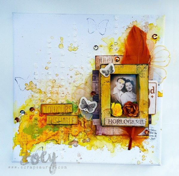 Mixed-Media-Layout_Scrapsaurus_Zoey_SimonSaysStamp