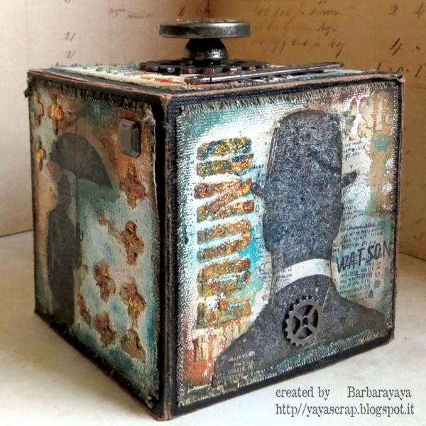 Simon box
