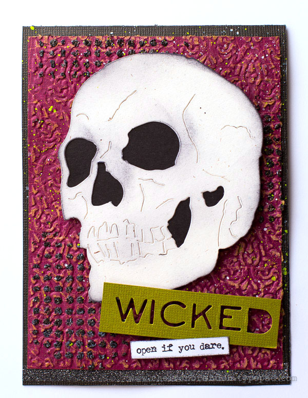 cheiron- wicked skull card_
