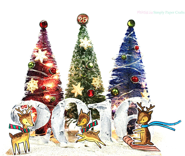 meihsia-liu-simply-paper-crafts-mixed-media-christmas-tree-simon-says-stamp-monday-challenge-tim-holtz