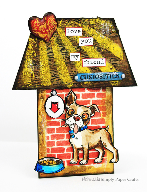 meihsia-liu-simply-paper-crafts-mixed-media-tag-pet-crazy-dog-simon-says-stmap-monday-challenge-tim-holtz