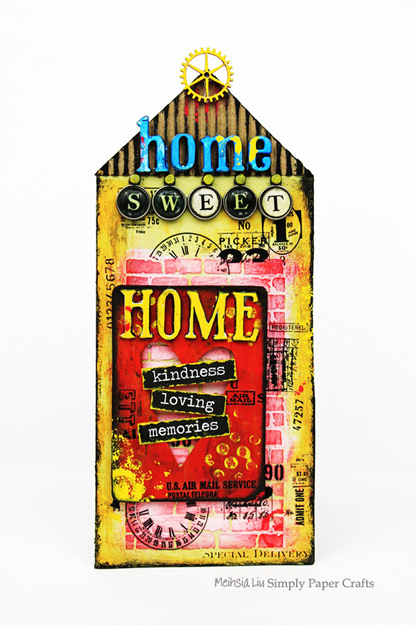meihsia-liu-simply-paper-crafts-mixed-media-tag-sweet-home-simon-says-stamp-tim-holtz