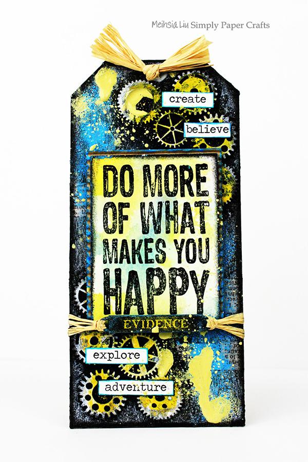 meihsia-liu-simply-paper-crafts-mixed-media-tag-happy-darkroom-door-simon-says-stamp-monday-challenge