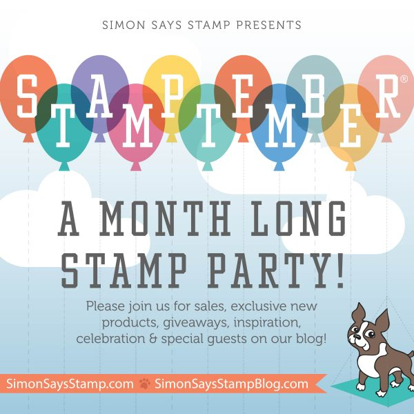 Hi All And Welcome To Another Week On The Simon Says Stamp Monday Challenge