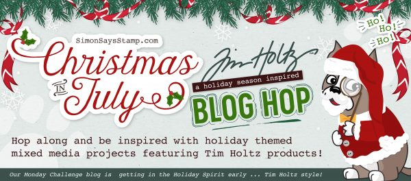 Simon Says Stamp Monday Challenge – BLOG HOP