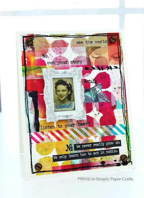 Brights NEW Jane Davenport Rub-On Transfer Sheets