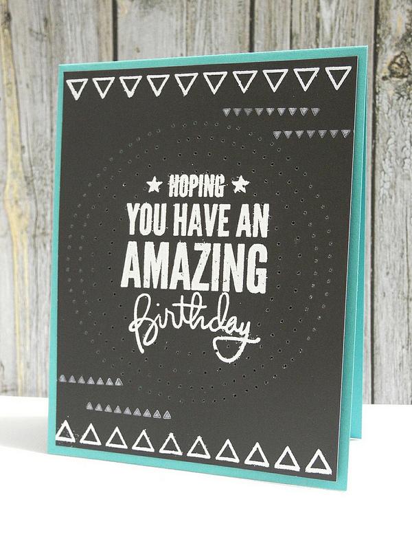 SSS Triangle Amaznig Birthday