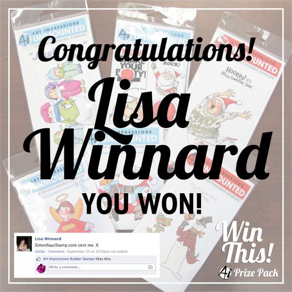 SSS Facebook Prize WINNER
