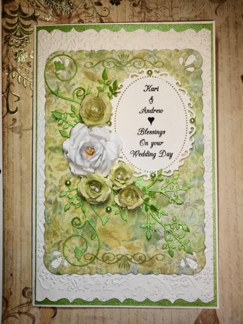 wedding greens 1