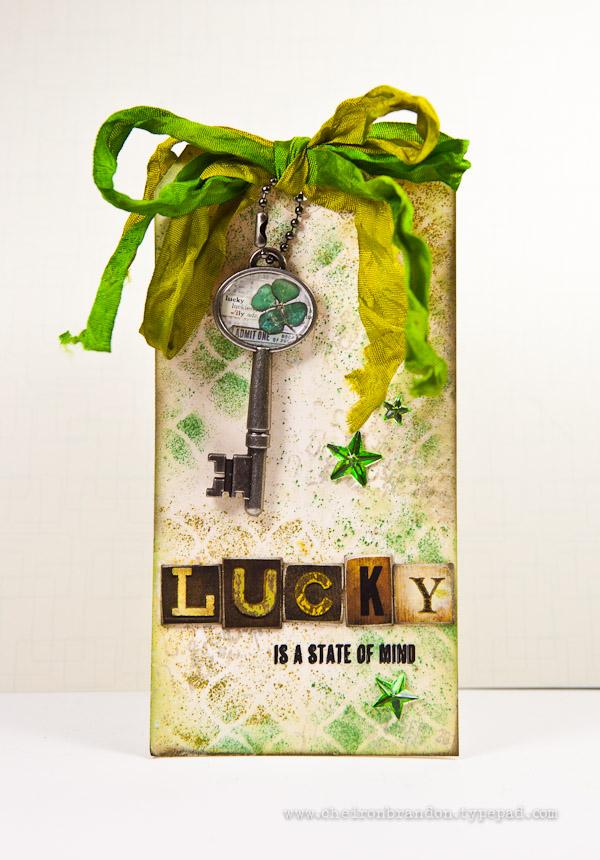 Lucky by Cheiron Brandon_