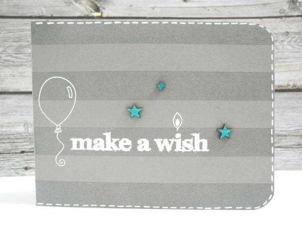 Make A Wish Stripes