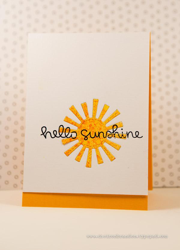 hello sunshine lf  by Cheiron Brandon