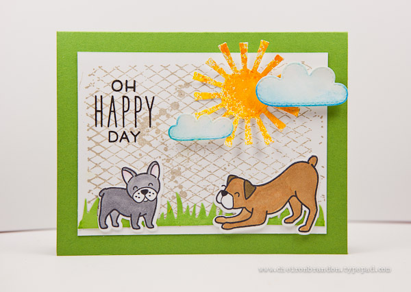 oh happy day  by Cheiron Brandon
