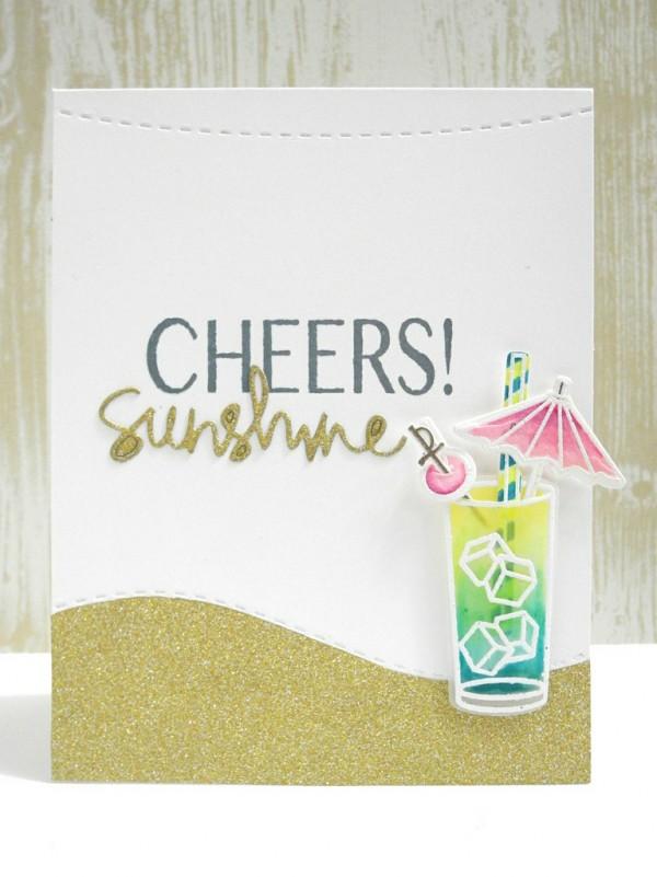 Cheers Sunshine