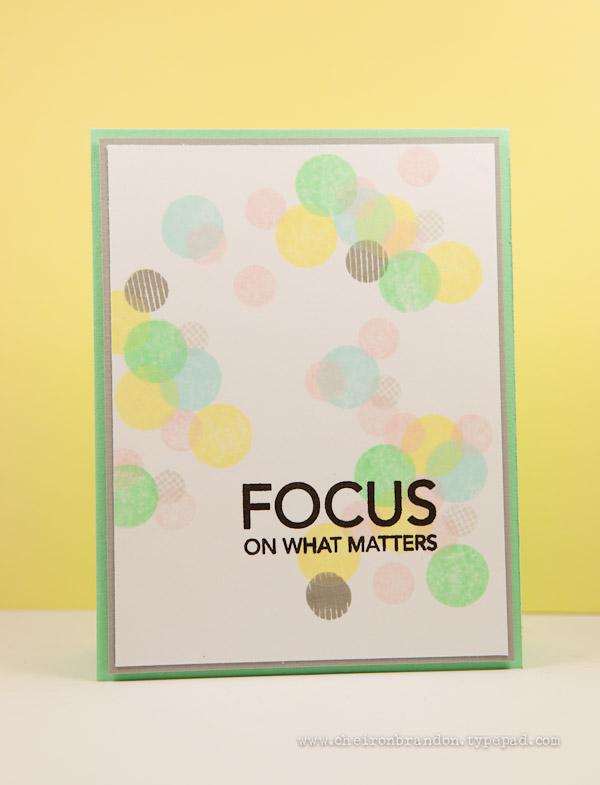 Focus by Cheiron Brandon