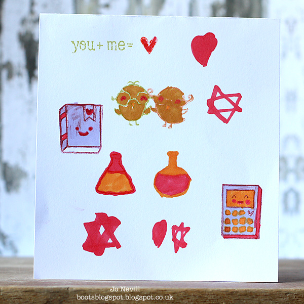 Izzys-card