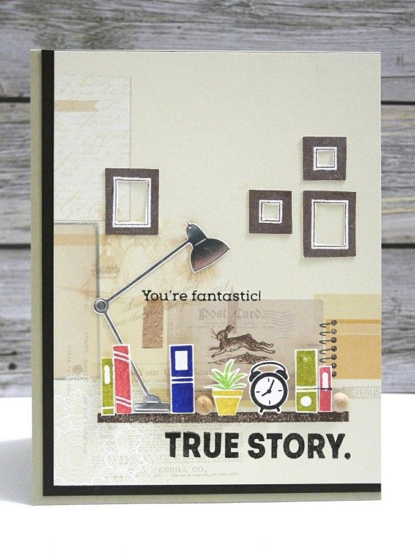 SSS You're Fantastic True Story