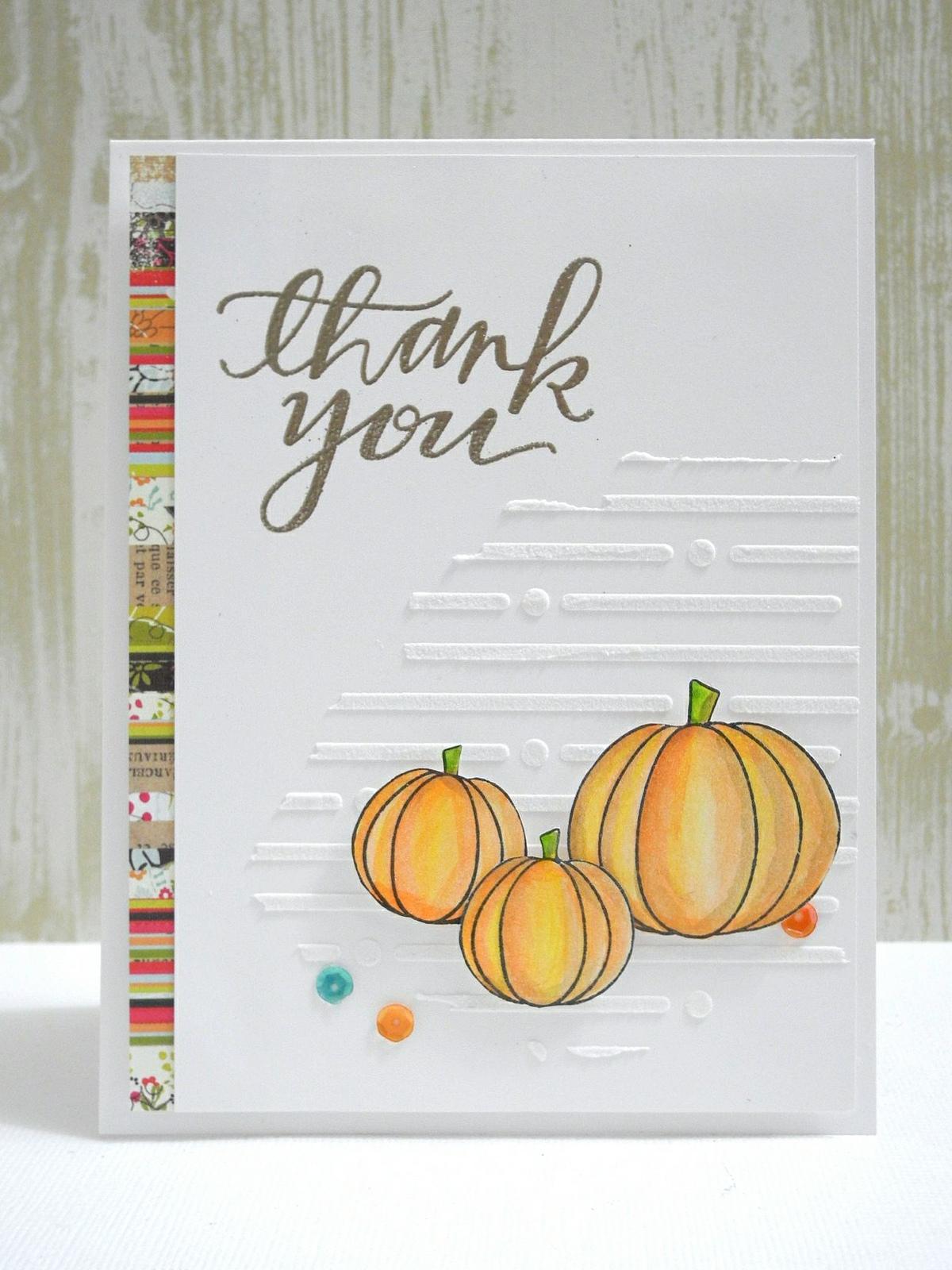 Sss Autumn Thank You