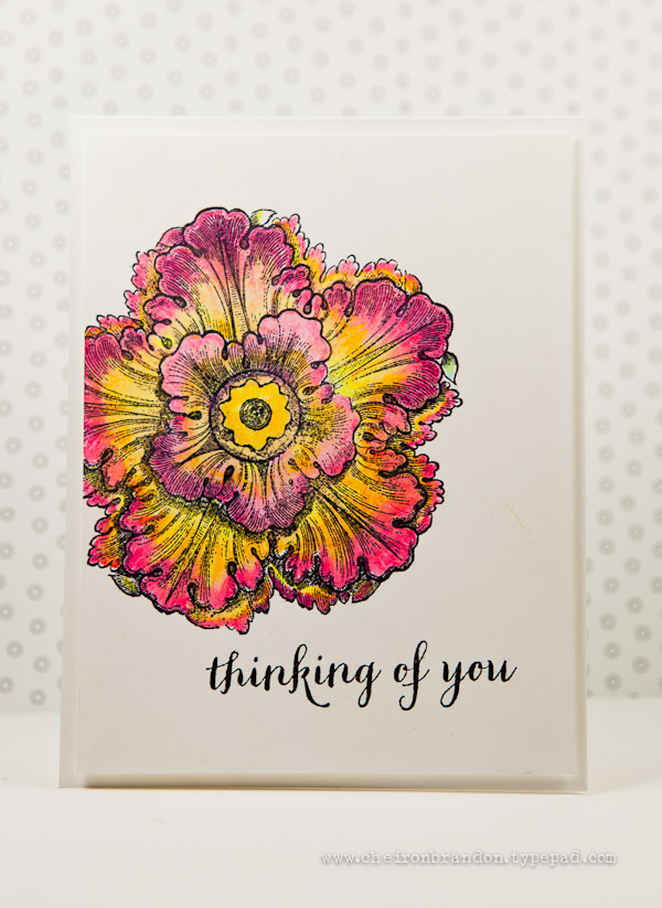 thinking of you by cheiron brandon