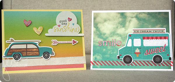 Simple Stories, Cards by Jenn Shurkus   shurkus.com