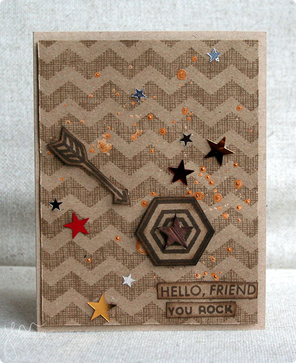 Seeing Stars featuring Studio Calico by Jenn Shurkus | shurkus.com