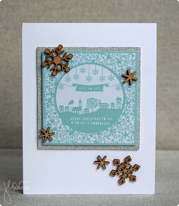 Anything Goes featuring DoCrafts by Jenn Shurkus | shurkus.com