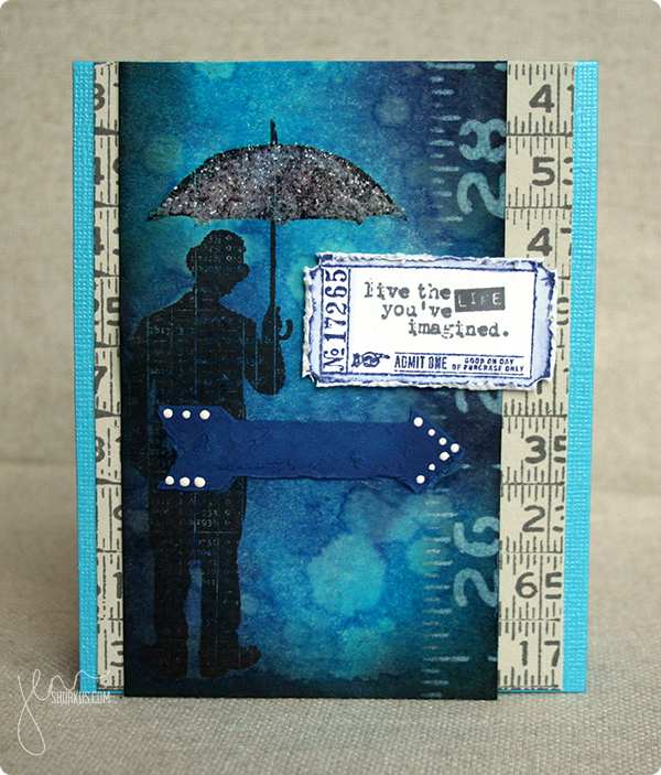 It's a Guy Thing, Featuring Tim Holtz products   shurkus.com