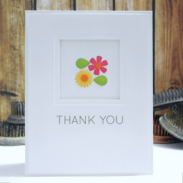 SSS Floral Thank You