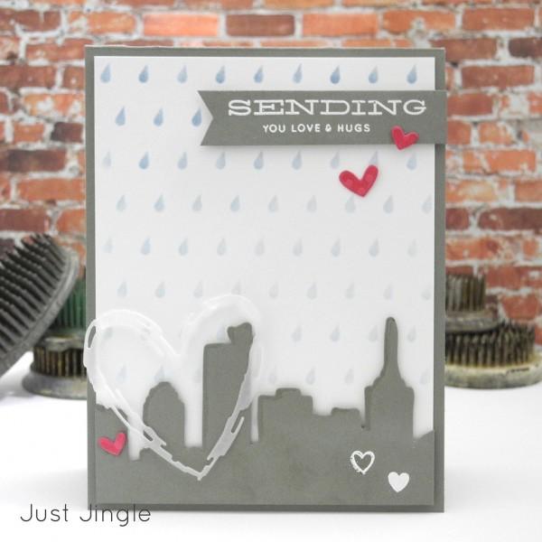 SSS Sending You Love and Hugs