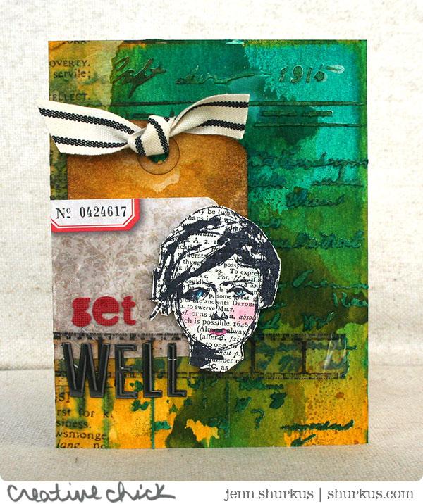 Stencil It Featuring Crafter's Workshop | shurkus.com