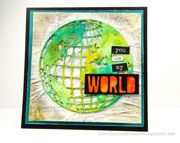 you are my world by cheiron