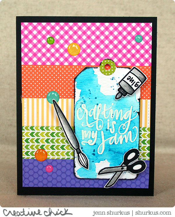 Make It Colorful Featuring DoodleBug | shurkus.com