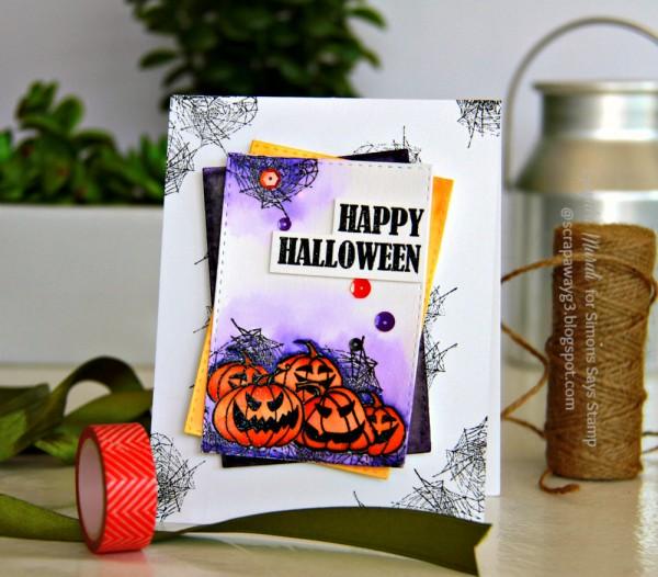 Happy Halloween smaller