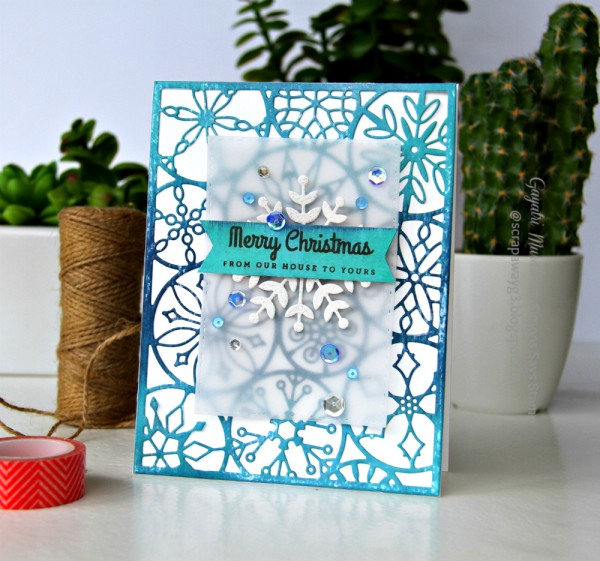 Memory box challenge card small