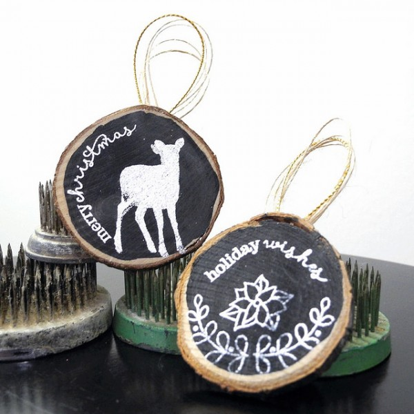 Wood Slice Gift Tags by Jennifer Ingle #SimonSaysStamp #MayArts #WinnieAndWalter #JustJingle