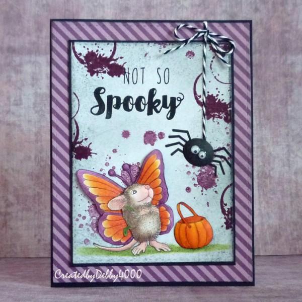 halloween butterfly