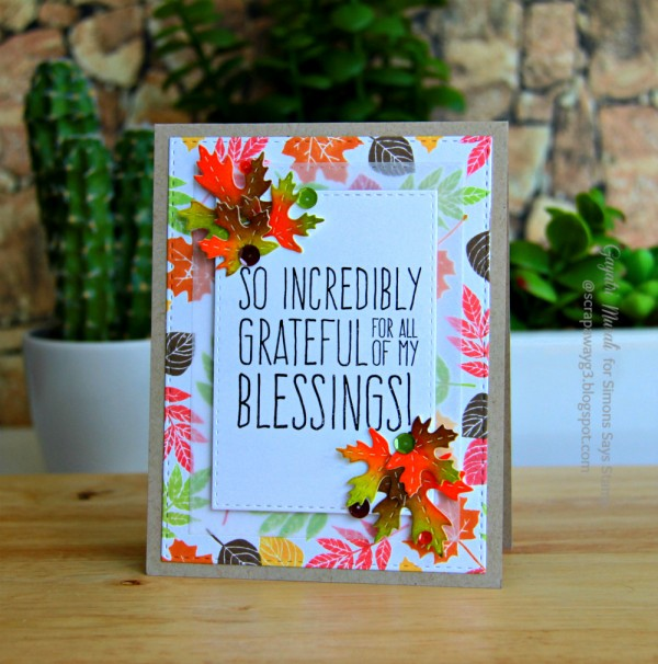SSS Thanksgiving card smaller