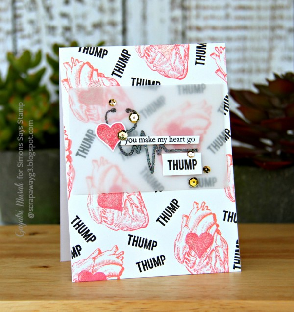 Thump smaller card