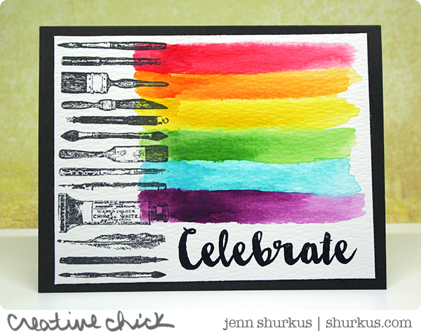 Let It Sparkle, Featuring Technique Tuesday | shurkus.com