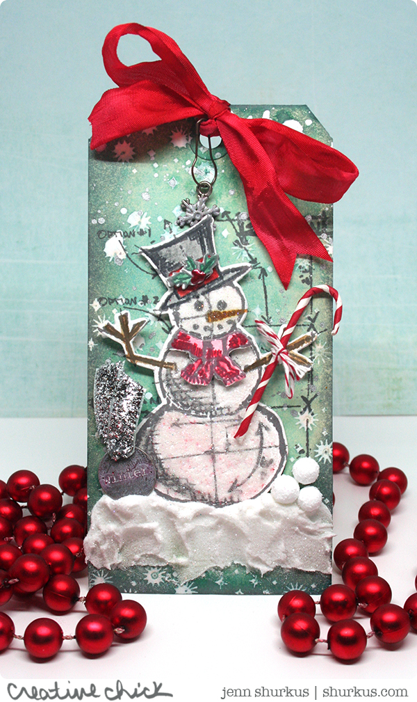 Tag It, Featuring Tim Holtz | shurkus.com