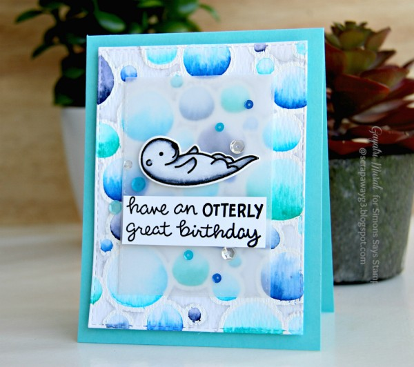 Create with critter card #1 smaller