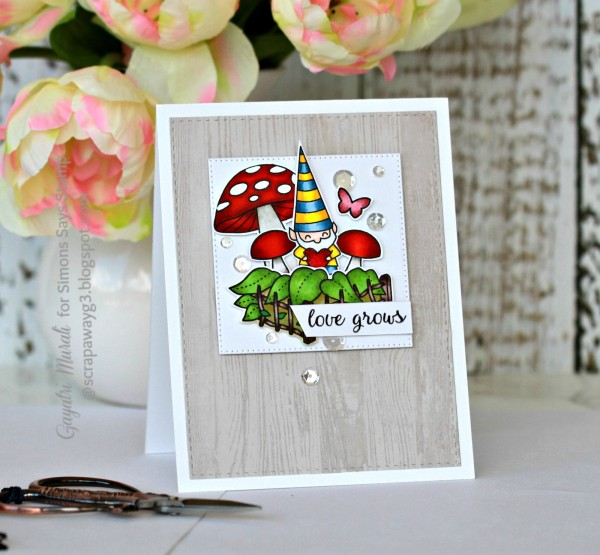 Love grows card #2 smaller