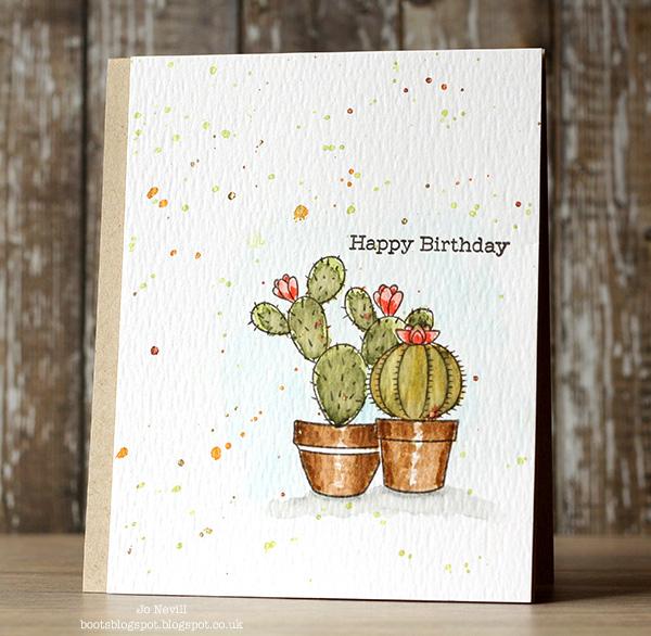 Succulent-Birthday