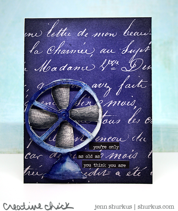 For a Guy, Featuring Tim Holtz | shurkus.com
