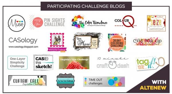 Altenew_Challange Blog Collage