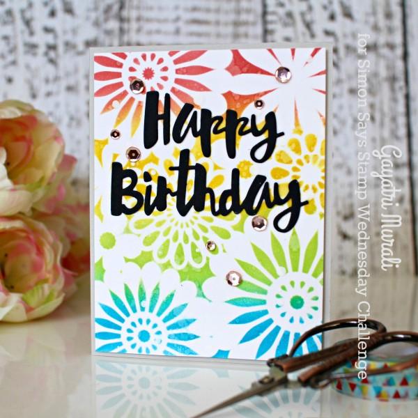 Happy Birthday smaller