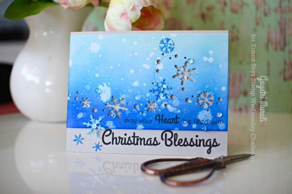 Christmas Blessings smaller