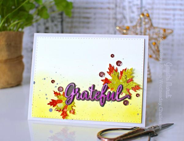 Grateful smaller